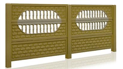 a s sb t pus nyitott elemes betonzaune. Black Bedroom Furniture Sets. Home Design Ideas